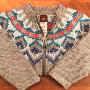Other - Adorable Baby Sweater by Tea